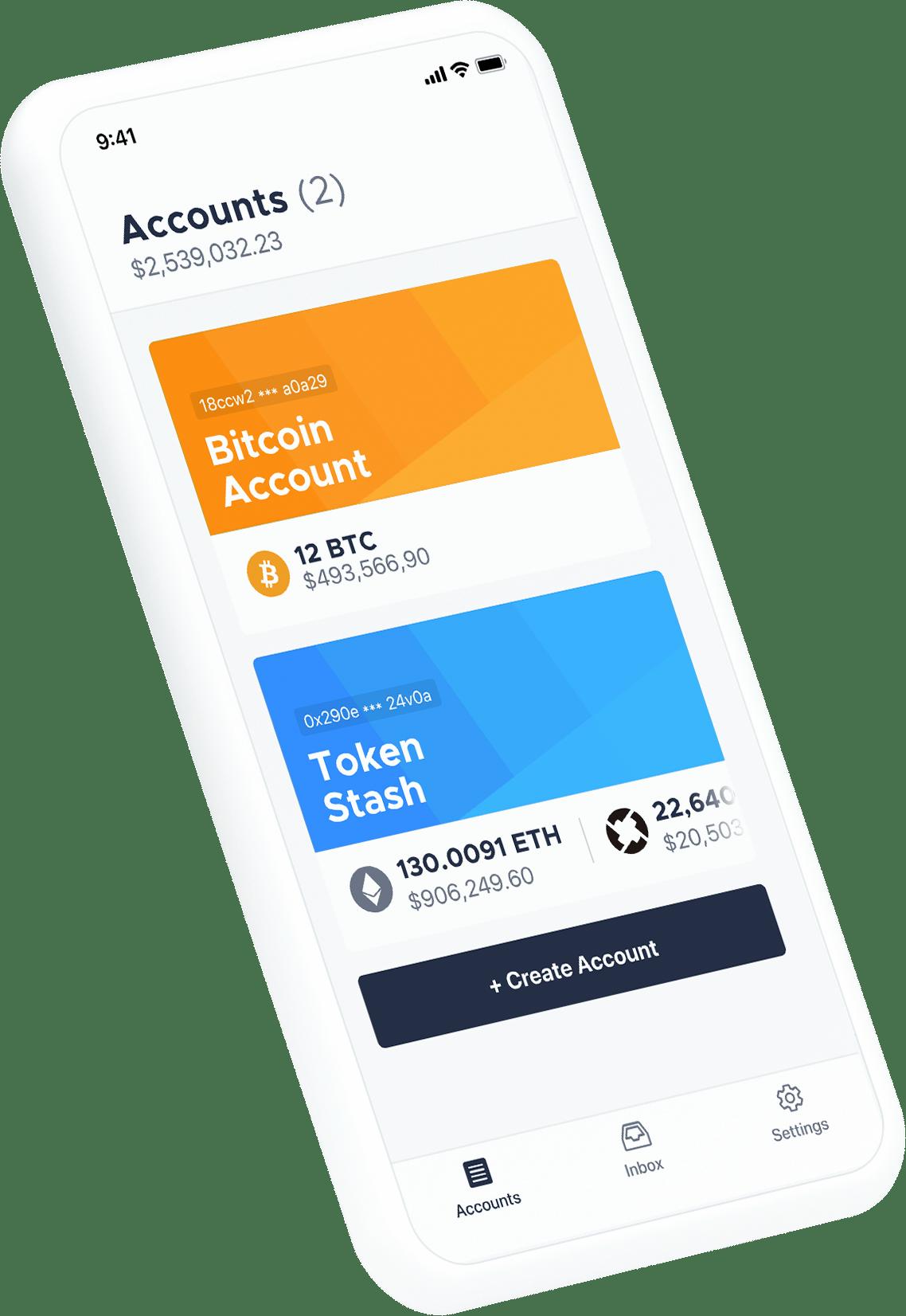 Individual Accounts 1